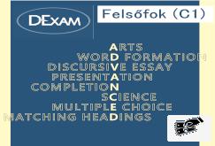 DExam felkészítő könyv Felsőfok (C1)