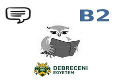 Gyakorló feladatok B2H Szóbeli DE Hallgatóknak